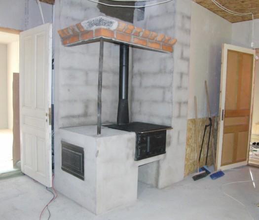 Bygga spiskåpa